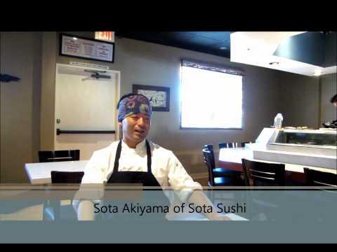 Sota Sushi Testimonial