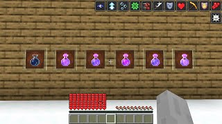 what if you drink all the potions at once?