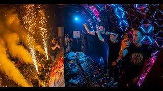 Nicky Romero & Friends (W&W vs Martin Garrix) - Protocol X ADE 2018|Drops Only