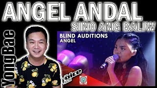 Angel Andal - Sino Ang Baliw (The Voice Kids Philippines Blind Auditions 2019) | YongBae Reactions