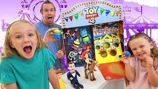 Last to Win Prize at Toy Story 4 Carnival Game Wins $1000