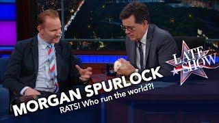 Morgan Spurlock Traveled The World To Study Rats