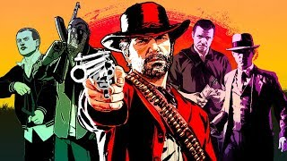 The DNA of Red Dead Redemption 2
