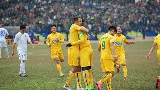 [V - League 2016] Sanna Khánh Hòa 0 - 2 FLC Thanh Hóa Vòng 2✔