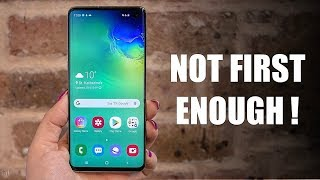 Samsung Galaxy S10 - Isn't enough fast as expected !