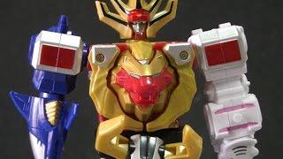 đồ chơi siêu nhân gao Power Rangers Wild Force Toys 파워레인저 정글포스 미니 정글킹 장난감