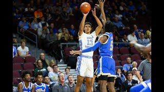 UNC Men's Basketball: Carolina Tops UCLA in Las Vegas, 94-78