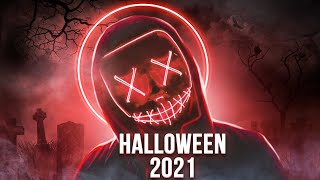 HALLOWEEN EDM PARTY MIX 2021 - Best Electro House & Future House Charts Music