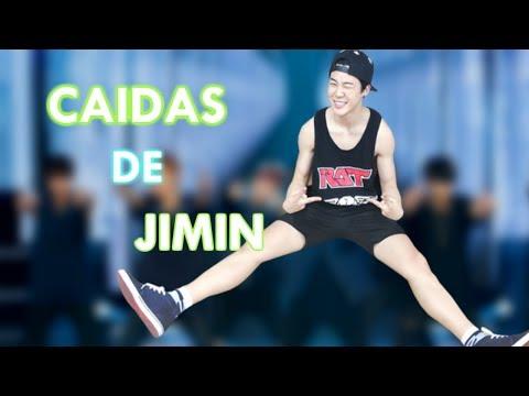 CAIDAS DE JIMIN BTS / JIMIN FALLS