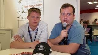 Interview with Chris Conner at the 70th Cannes Film Festival by Fameuz.com