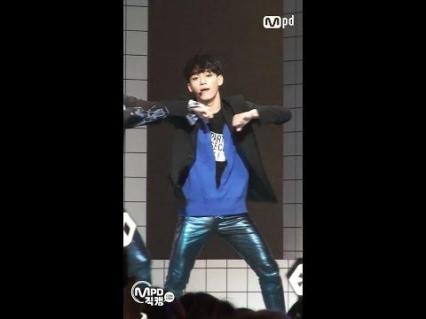 [MPD직캠] 엑소 첸 직캠 럭키원 Lucky One EXO Chen Fancam @엠카운트다운_160609