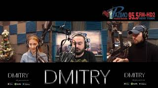 DMITRY on a Russian Radio in Brooklyn N.Y. 12.10.2018