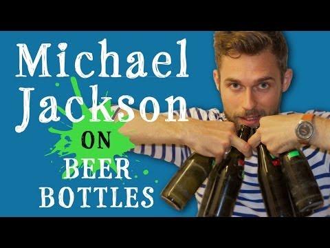 Hit Majkla Džeksona na pivskim flašama