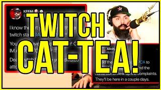 KEEMSTAR has *TEA* on ALINITY from Twitch! #DramaAlert