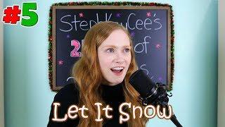 Let It Snow (Cover) 🎤 | StephKayCee