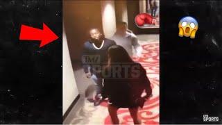 Kareem Hunt Assaulting Woman [FULL VIDEO]
