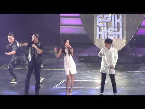 YG Family Concert in Singapore 2014  - EPIK HIGH - Love Love Love