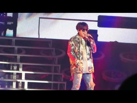 161030 Forever (Kyuhyun/KyuWhy Solo Rap Part 1)