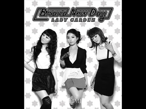 Brand New Day - 3. Survivable (살만해)  [Lady Garden Album]