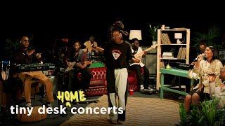 Little Simz: Tiny Desk (Home) Concert