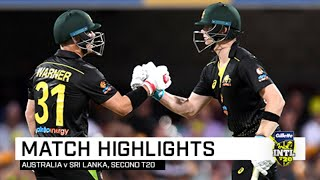 Bowlers fire before Smith and Warner show their class | Second Gillette T20I