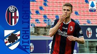 Bologna 3-1 Sampdoria | Vital Three Points for Bologna! | Serie A TIM