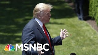 President Donald Trump Continues Nancy Pelosi Attacks: She 'Is Not Helping This Country' | MSNBC