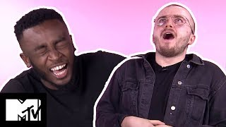 Guys Try Period Pain!   MTV Style