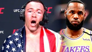 Colby Covington's Controversy Breakdown | (MMA Meeting Snippet)
