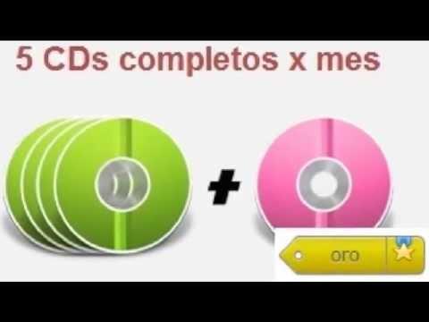 Descarga CDs cristianos gratis