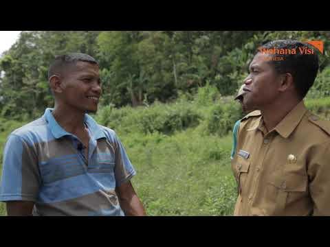 Pupuk Organik - Project Pertanian WVI Manggarai
