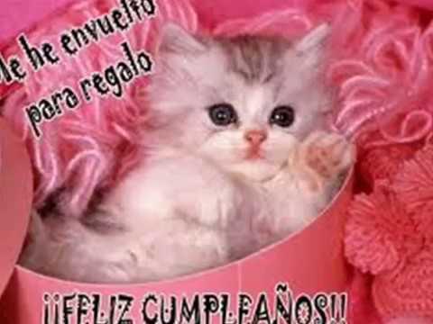 Cumpleaños feliz para mi amiga.wmv