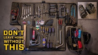 Don't Leave Home Without This: Tool Roll Essentials