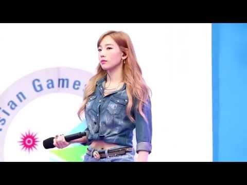 140929 컬투쇼 특집공개 여기는 인천 태티서 - Only U (태연)