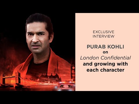 #purabkohli on #londonconfidential and growing with each character