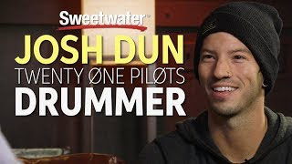 Josh Dun (Twenty One Pilots) Interviewed