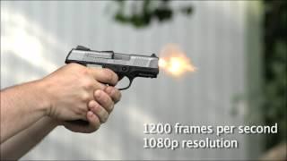 Exploring Frame Rates and Resolutions on a Phantom Flex High Speed Camera - Video Blog