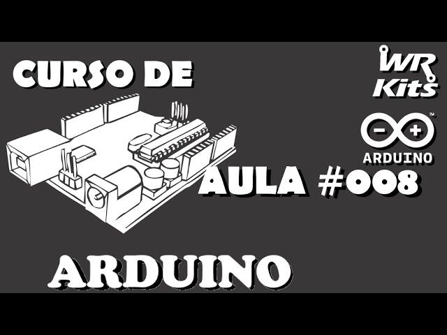 CONVERSÃO AD NO ATMEGA 328P | Curso de Arduino #008