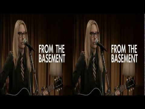 "Aimee Mann in 3D - New Concert Series ""From the Basement"" Premieres on 3net July 15 at 9 PM E/P"
