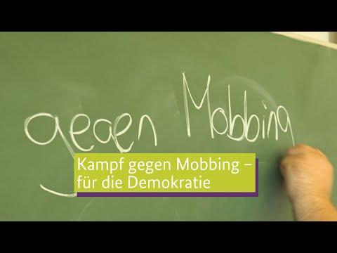 Tag der Deutschen Einheit : Zeichen gegen Mobbing
