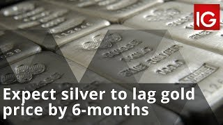 Expect silver to lag gold price by 6-months