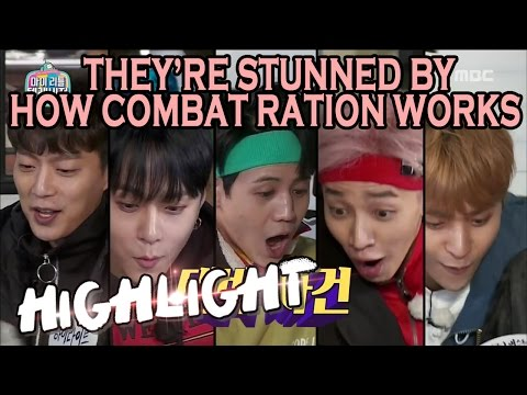 [ENG SUB_HIGHLIGHT Live] They're Stunned All At Once by How Ration Works 20170325