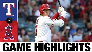 Rangers vs. Angels Game Highlights (9/4/21) | MLB Highlights
