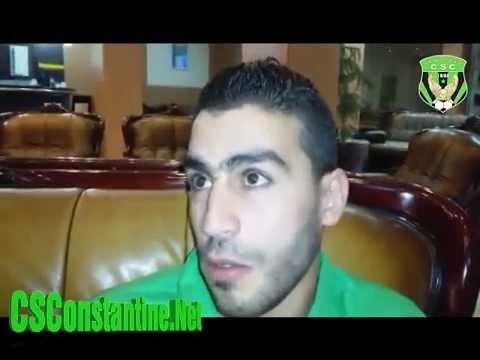 Stage du CSC : Hamza Boulemdais