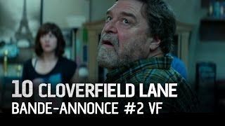 10 cloverfield lane :  bande-annonce 2 VF