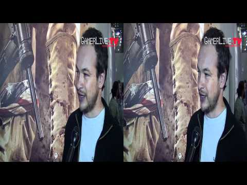 E3 2011 Brothers In Arms Exclusive Interview by GamerLiveTV