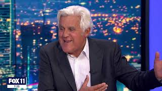 """Jay Leno Talks About """"You Bet Your Life,"""" Norm MacDonald & more with Elex Michaelson & Marla Tellez"""
