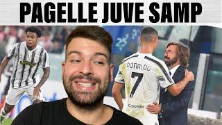 Pirlo: esordio da 10 ! McKennie, Kulusevski e Ramsey: parliamone! | Pagelle Juventus Sampdoria 3-0