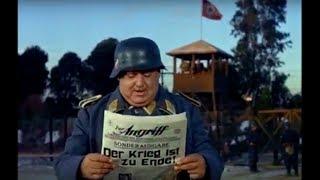 """Hogan's Heroes' Best Hoax - """"The War is Over!"""" - 1968"""