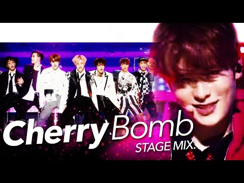 [LIVE] NCT 127「Cherry Bomb」Stage Mix(교차편집) Special Edit.